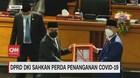 VIDEO: DPRD DKI Sahkan Perda Penanganan Covid-19