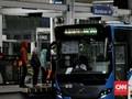 Demo Omnibus Law, TransJakarta Tak Operasikan Sejumlah Halte