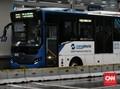 Demo Kedubes Prancis, Transjakarta Ubah Sejumlah Rute Bus