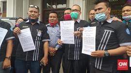 Ketua KAMI Medan Ajukan Praperadilan