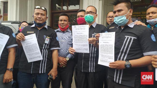 Lewat kuasa hukumnya, Ketua KAMI Medan mendaftarkan gugatan praperadilan atas penangkapan, penahanan, dan penetapan tersangka atas dirinya oleh polisi.