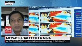 VIDEO: Mewaspadai Efek La Nina