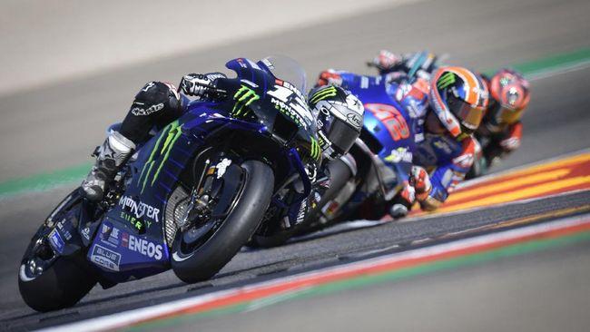Berikut jadwal MotoGP Teruel 2020 yang bisa disaksikan secara live streaming di CNNIndonesia.com.