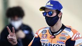 Marquez Menahan Sakit dan Kesemutan di MotoGP Valencia