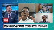 VIDEO: Omnibus Law Ciptaker, Upaya Pulihkan Ekonomi?