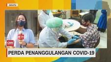 VIDEO: Perda Penanggulangan Covid-19