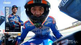 VIDEO: Kemenangan Alex Rins di MotoGP Aragon