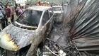 VIDEO: Akibat  Puntung Rokok, 15 Mobil dan Motor Terbakar