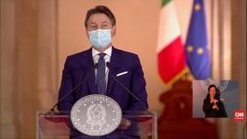 VIDEO: Kasus Corona Italia Naik Tajam Lebih 10 Ribu Per Hari