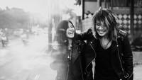 <p>Bojes pertama kali bertemu Rida di kafenya. Saat itu, keduanya dikenalkan seorang teman. (Foto: Instagram @ridabeaugeste)</p>