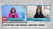 VIDEO: Catatan Lini Masa Jokowi-Amin