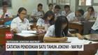 VIDEO: Catatan Pendidikan Satu Tahun Jokowi - Ma'ruf