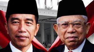 Satu Tahun Jokowi-Ma'ruf