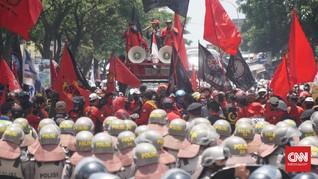 Buruh Bandung: Musuh Kita Bukan Aparat