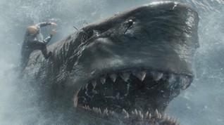 Sinopsis Film The Meg, Misi Melenyapkan Megalodon