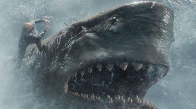 Sutradara Ben Wheatley mengungkapkan perasaannya saat menggarap film The Meg 2.