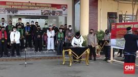 Jawara Banten Tolak Anarkisme, Siap Hadapi Pedemo Rusuh