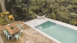 8 Vila di Lembang dan Cisarua dengan Arsitektur Menarik