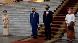 Jokowi Apresiasi Kunjungan PM Jepang ke RI di Tengah Pandemi