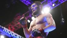 Triangle Choke, Jurus Awal dan Akhir Karier Khabib di MMA