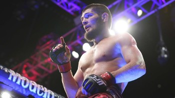Khabib Jagokan Poirier Hajar McGregor di UFC 257