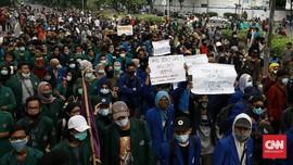 Aliansi BEM SI Ultimatum Jokowi soal Nasib Novel dkk di KPK