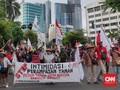 Aksi Tolak UU Ciptaker di Surabaya, 169 Orang Ditangkap