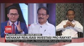 VIDEO: Pemerintah: Omnibus Law Perbaiki Semrawut Peraturan