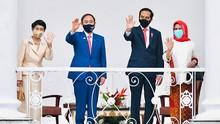 FOTO: PM Jepang Kunjungi Indonesia di Tengah Pandemi