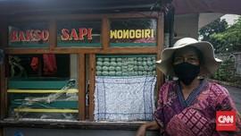 Pedagang Bakso Kena Getah Aksi Mogok Penjual Daging Sapi