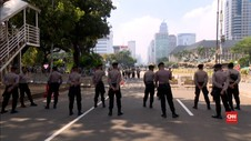 VIDEO: Polisi Akan Tegas Hadapi Massa Perusuh