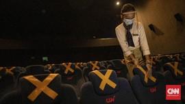 Eri Izinkan Bioskop Beroperasi, Satgas Terima dengan Syarat