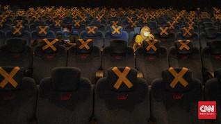 Airlangga Minta Pemilik Bioskop Gencar Ajak Warga Nonton Lagi