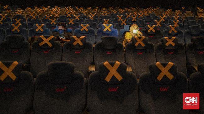 Pemerintah sudah mengizinkan bioskop buka kembali setelah sempat tutup berbulan-bulan akibat pandemi Covid-19. Namun, masyarakat belum berani datang ke bioskop.