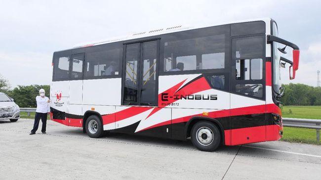 Bus listrik INKA ternyata sudah dipesan sebanyak 300 unit oleh Kongo dan menjadi bagian megaproyek antara kedua pihak.