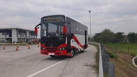 Identitas Bus Listrik Rp2 Miliar Buatan INKA