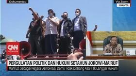 VIDEO: Mahfud: Kegaduhan Politik Bagian dari Demokrasi