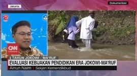 VIDEO: Evaluasi Kebijakan Pendidikan Era Jokowi-Ma'ruf