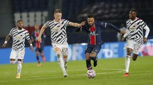 Hasil Liga Champions: MU Menang 2-1 atas PSG
