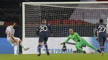 Babak I: MU Unggul 1-0 atas PSG