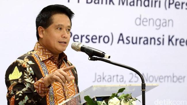Bank Syariah Indonesia Masih Tunggu Restu Merger dari OJK