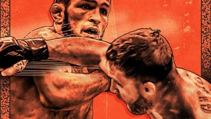 INFOGRAFIS: Tale of The Tape Khabib vs Gaethje di UFC 254