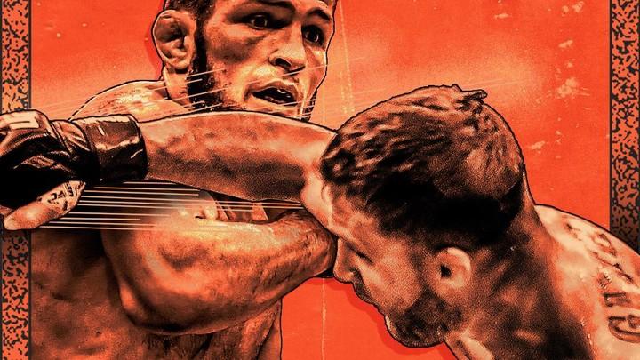 INFOGRAFIS: Tale of The Tape Khabib vs Gaethje di UFC 254