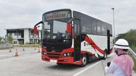 INKA Bikin Bus Listrik Sendiri, Kerja Sama dengan Taiwan