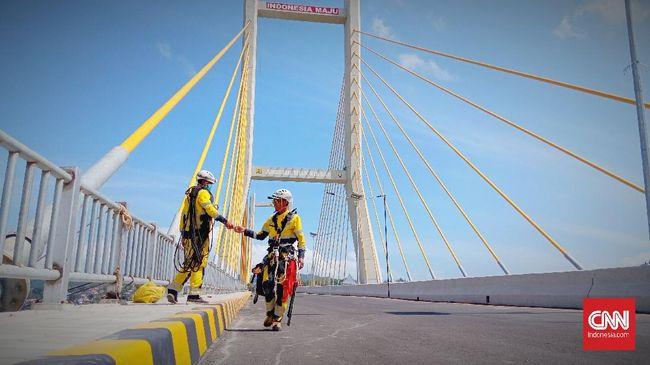 Kementerian PUPR menawarkan sejumlah proyek tol dan jembatan senilai Rp262,27 triliun pada tahun depan dengan skema KPBU.