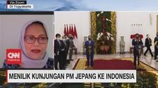 VIDEO: Menilik Kunjungan PM Jepang ke Indonesia