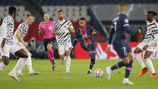 Kemenangan Man Utd atas PSG di Liga Champions membuat Solskjaer melampaui Sir Alex Ferguson dalam hal kemenangan tandang.