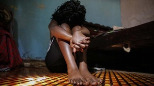 FOTO: Anak Kenya Jadi Buruh hingga Prostitusi saat Pandemi