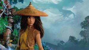 Petualangan Mencari Naga di Trailer Raya and the Last Dragon