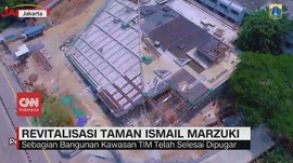 VIDEO: Meninjau Proyek Revitalisasi Taman Ismail Marzuki